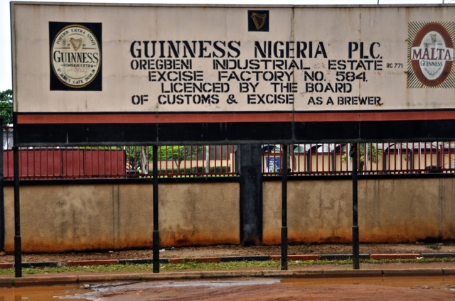 marketing audit guinness nigeria Guinness nigeria appoints new directors the board of directors of guinness nigeria plc at its meeting of thursday, 9 february 2012 appointed mr rory john o'keefe and.