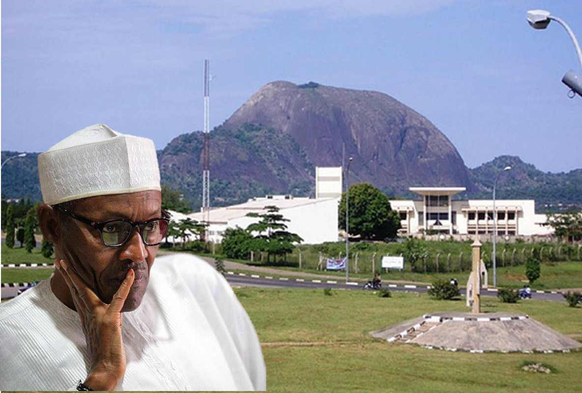 Accidental discharge presidential villa still safe presidency