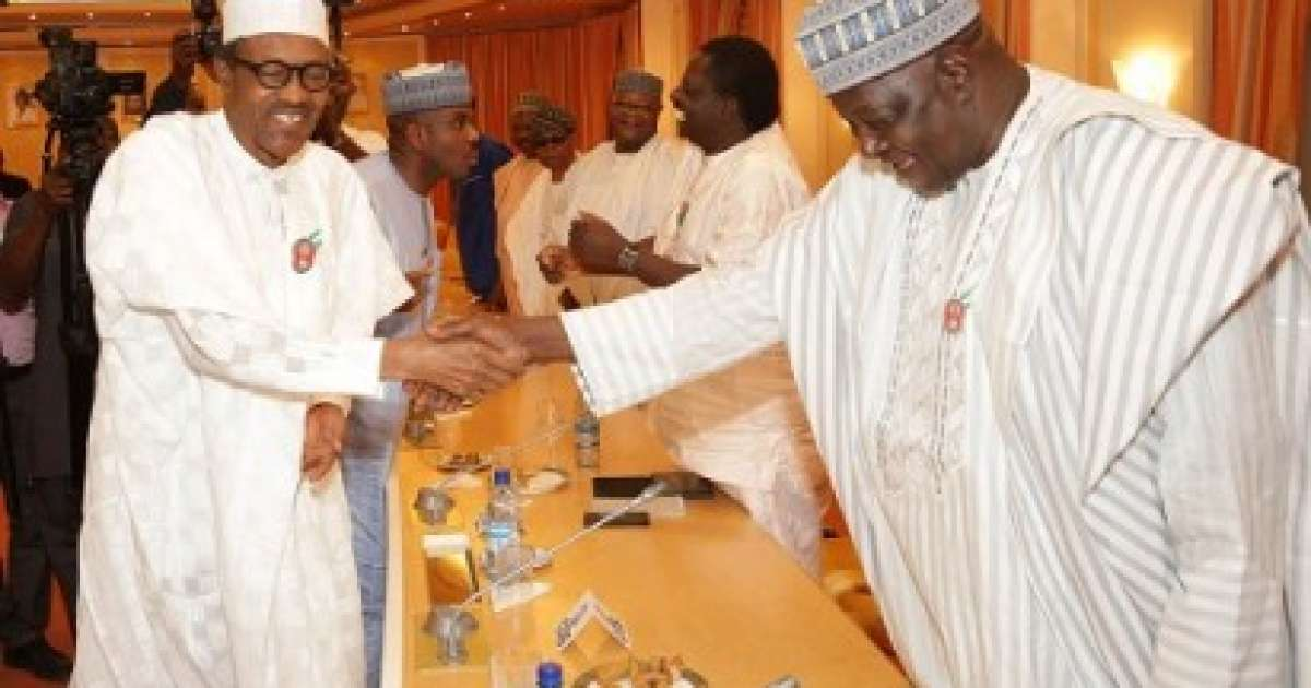 Senate celebrates sack of ex-SGF Babachir Lawal