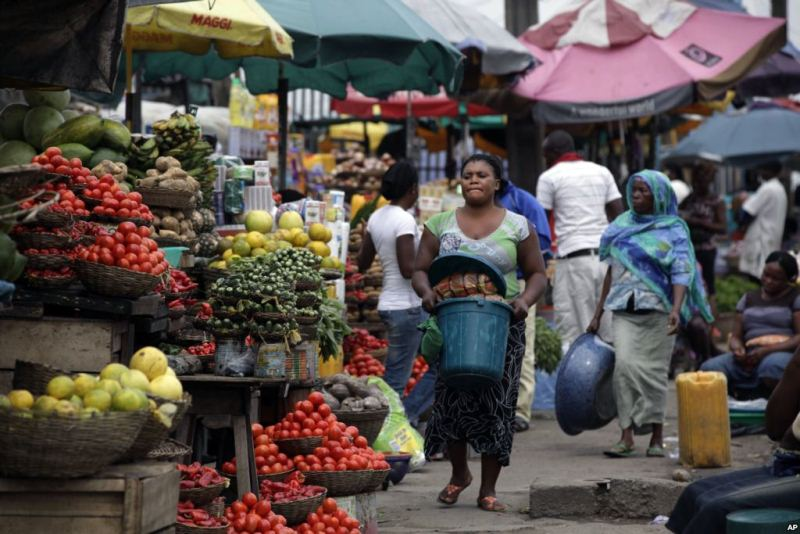 Inflation rate drops but food prices hit highest level in 8 years
