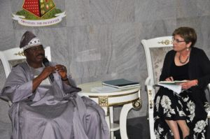 Oyo Tasks Research Institutions on Food Sufficiency