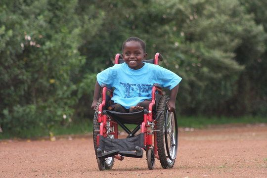 More Children with Disabilities Get Access to Mainstream ...