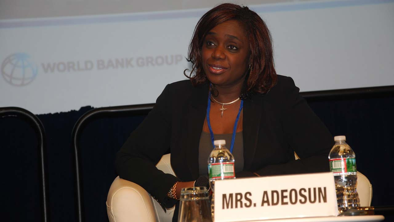 Kemi Adeosun : Minister appointed Chairman, ECOWAS Bank for Investment and Development