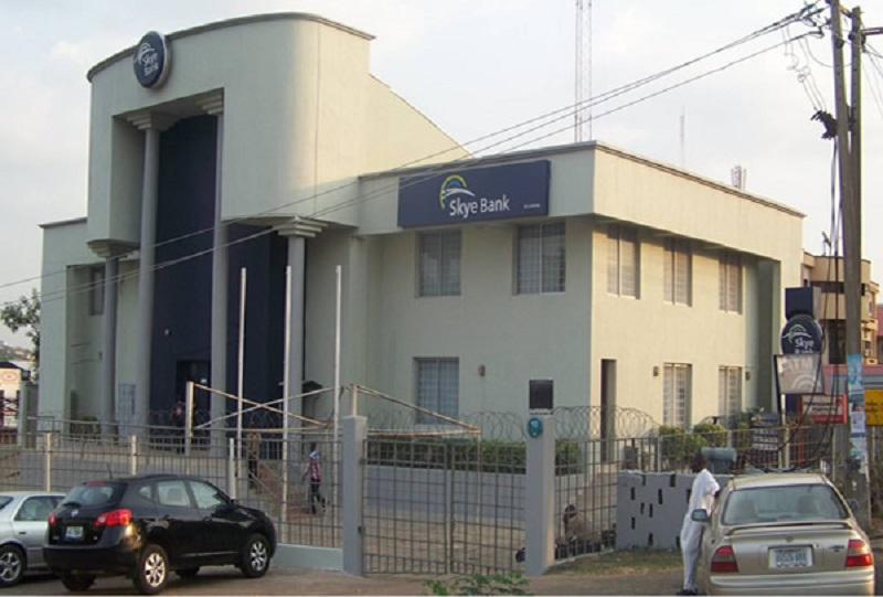 Image result for pictures of skye bank