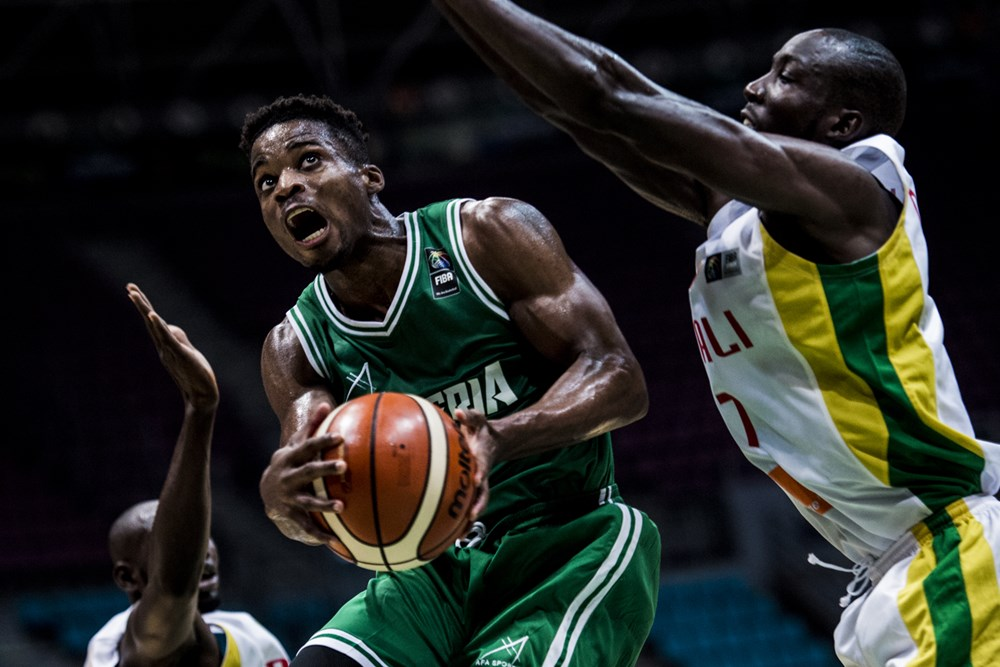 Tunisia dethrones Nigeria 77-65