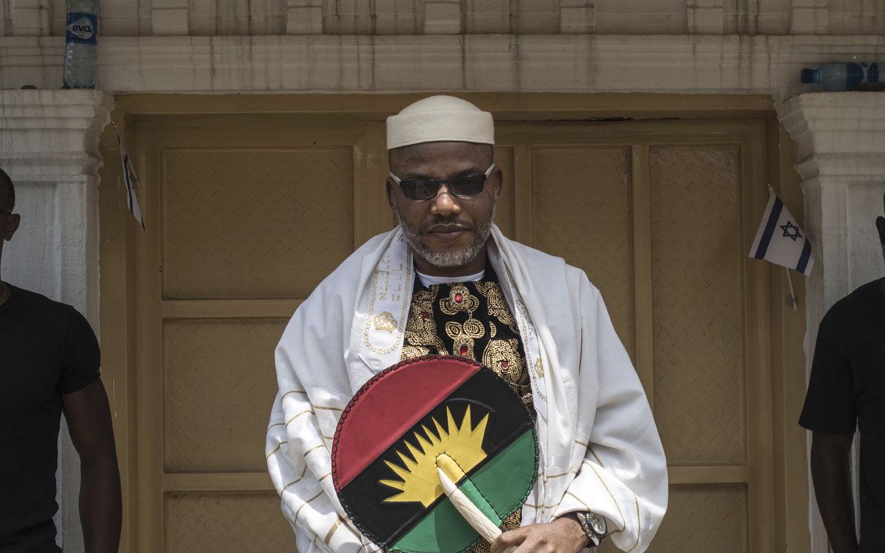 Nnamdi Kanu's Arrest: FG Deploys Police Personnel To South