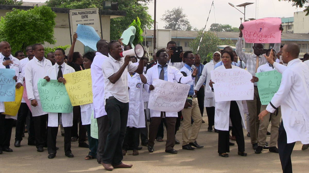 Resident doctors suspend strike after 10 days