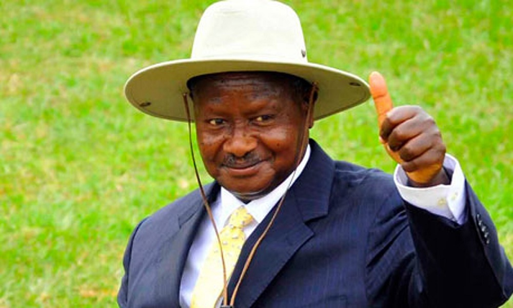 Ugandan police arrest opposition members ahead of vote on age limit
