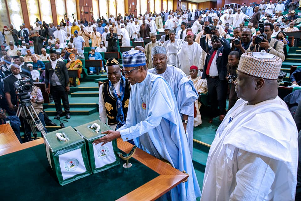 Six months after, Senate lays report of N8.612 trillion 2018 Budget