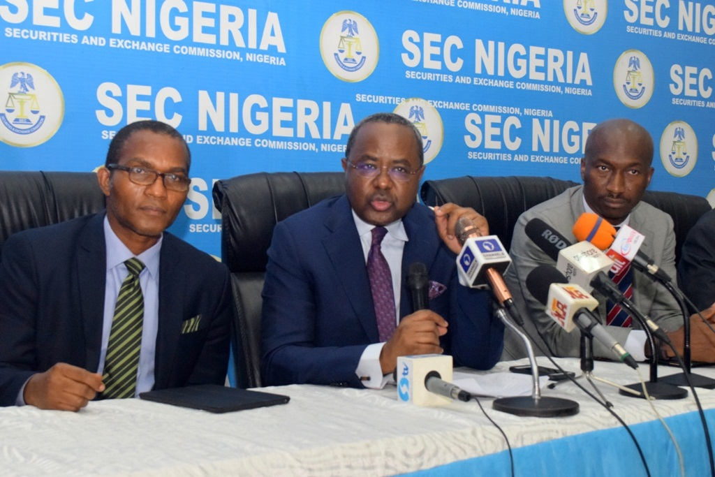 SEC DG, two others suspended over alleged financial impropriety