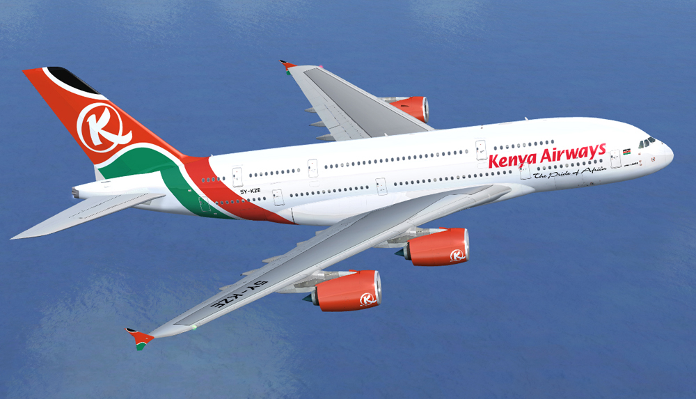 Kenya Airways starts process of direct flights to NY