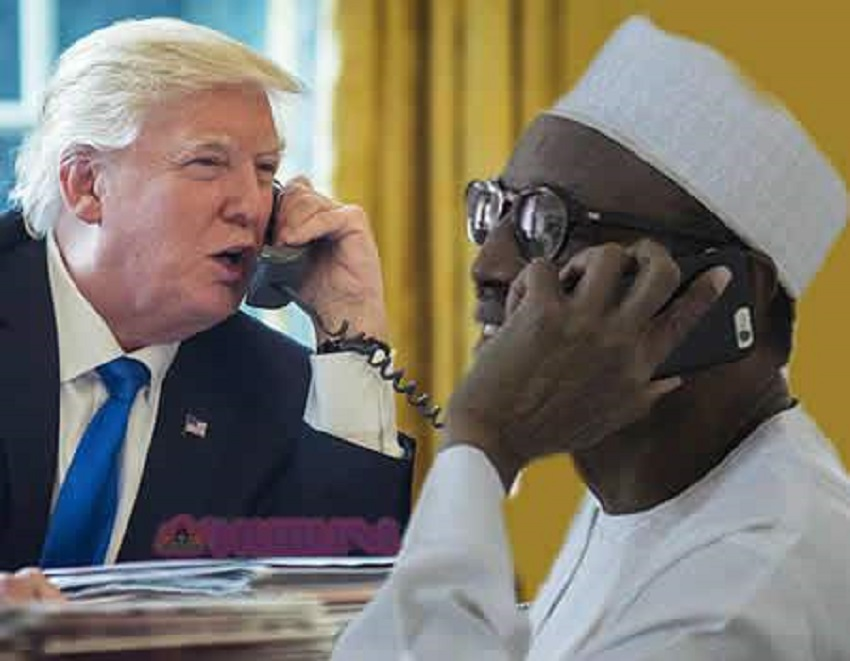 Get in here! FG summons US Ambassador over Trump's remark