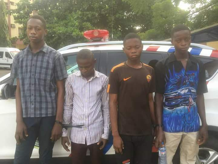 Police arrest operator of fake WAEC centre in Lagos