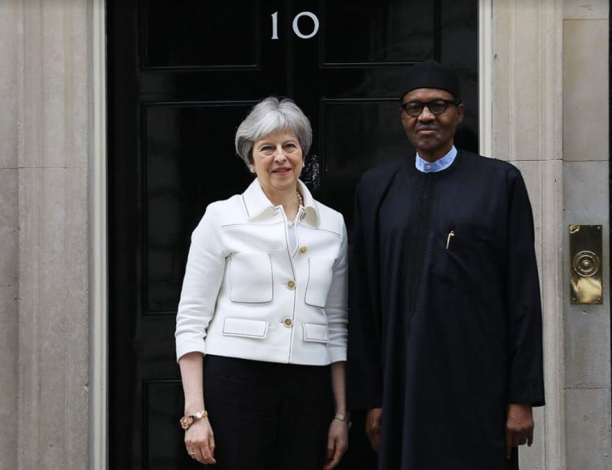 Nigeria's Buhari to meet U.S. president in Washington
